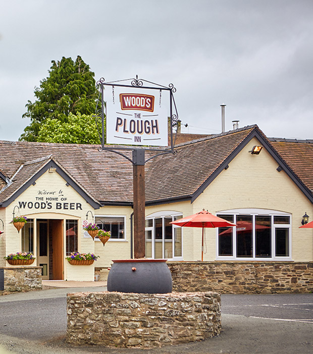 The plough inn pub, picturesque